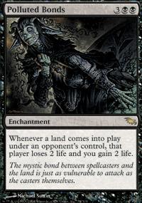 Polluted Bonds - Shadowmoor