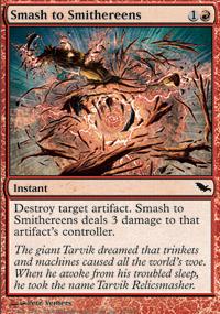 Smash to Smithereens - Shadowmoor