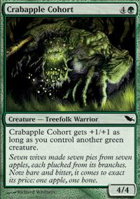 Crabapple Cohort - Shadowmoor