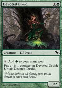 Devoted Druid - Shadowmoor