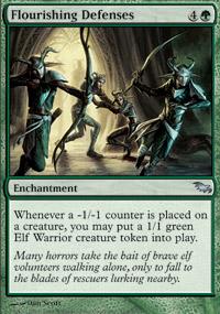 Flourishing Defenses - Shadowmoor