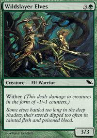 Wildslayer Elves - Shadowmoor