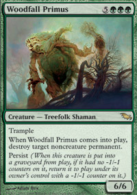 Woodfall Primus - Shadowmoor
