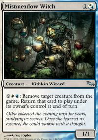 Mistmeadow Witch - Shadowmoor
