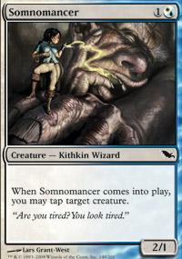 Somnomancer - Shadowmoor