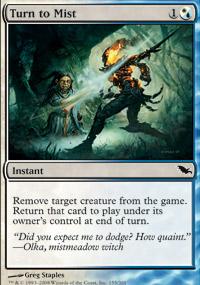 Turn to Mist - Shadowmoor