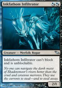 Inkfathom Infiltrator - Shadowmoor