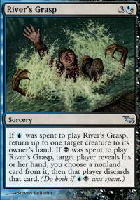 River's Grasp - Shadowmoor