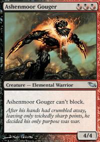 Ashenmoor Gouger - Shadowmoor