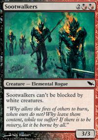 Sootwalkers - Shadowmoor