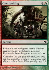 Giantbaiting - Shadowmoor
