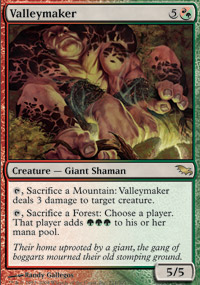 Valleymaker - Shadowmoor
