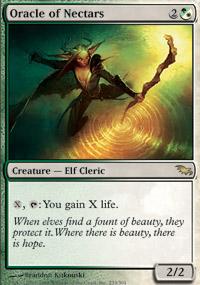 Oracle of Nectars - Shadowmoor
