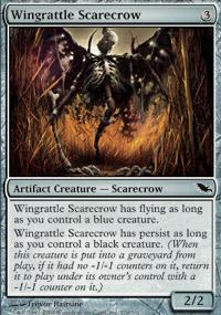 Wingrattle Scarecrow - Shadowmoor
