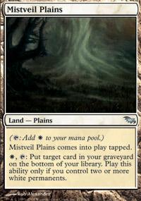 Mistveil Plains - Shadowmoor