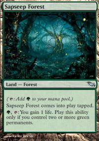 Sapseep Forest - Shadowmoor