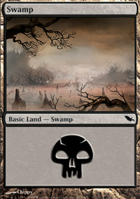 Swamp 4 - Shadowmoor