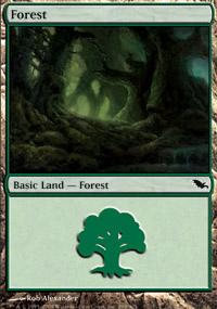Forest 2 - Shadowmoor
