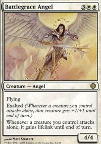 Battlegrace Angel - Shards of Alara