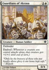 Guardians of Akrasa - Shards of Alara