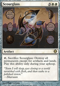 Scourglass - Shards of Alara