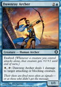 Dawnray Archer - Shards of Alara