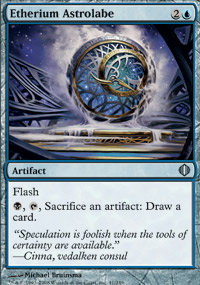 Etherium Astrolabe - Shards of Alara