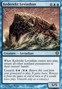 Kederekt Leviathan - Shards of Alara