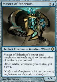 Master of Etherium - Shards of Alara