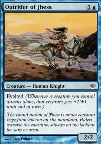 Outrider of Jhess - Shards of Alara