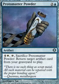 Protomatter Powder - Shards of Alara