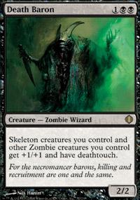 Death Baron - Shards of Alara