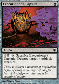 Executioner's Capsule - Shards of Alara