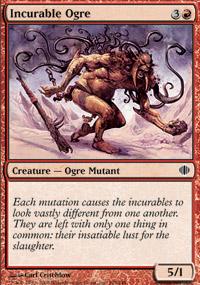 Incurable Ogre - Shards of Alara
