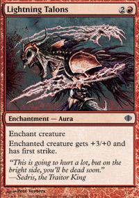 Lightning Talons - Shards of Alara