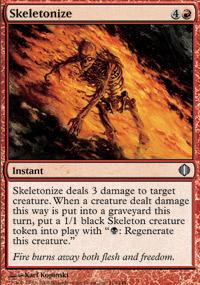 Skeletonize - Shards of Alara