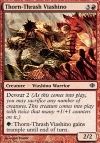 Thorn-Thrash Viashino - Shards of Alara