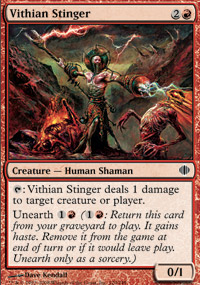 Vithian Stinger - Shards of Alara