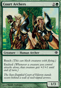 Court Archers - Shards of Alara