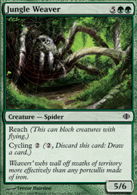 Jungle Weaver - Shards of Alara