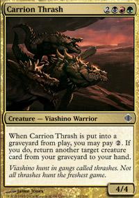 Carrion Thrash - Shards of Alara