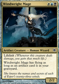 Windwright Mage - Shards of Alara
