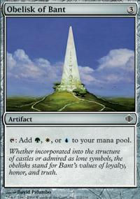 Obelisk of Bant - Shards of Alara