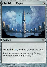 Obelisk of Esper - Shards of Alara