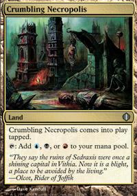 Crumbling Necropolis - Shards of Alara