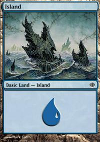 Island 4 - Shards of Alara