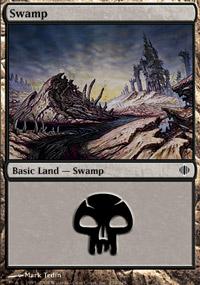 Swamp 2 - Shards of Alara