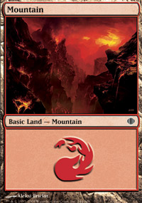 Mountain 3 - Shards of Alara