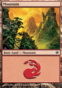 Mountain 4 - Shards of Alara
