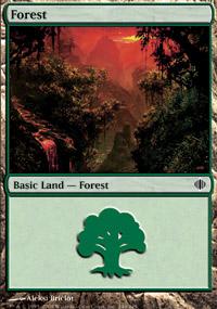 Forest 1 - Shards of Alara